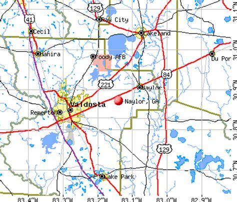 Ga Offender Map
