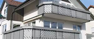 Balkonverkleidung Aus Holz : m ller balkone wartungsfrei aluminium balkone und profile ~ Lizthompson.info Haus und Dekorationen