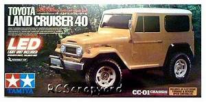 58445  U2022 Tamiya Toyota Land Cruiser 40  U2022 Cc