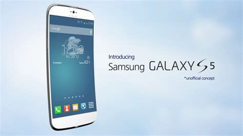galaxy 5 phone samsung galaxy s5 render concept phones part 2