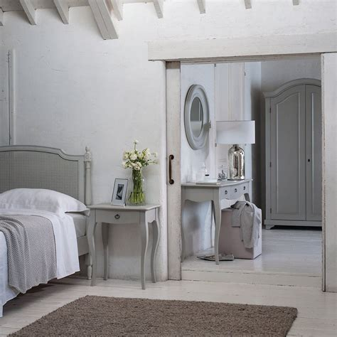 Provence Side Table The White Company Guest Bedroom