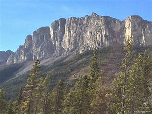 Rocky Mountain Hikes: Mount Yamnuska Scramble  Mount