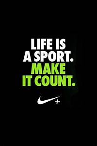 Nike Sports Quotes Wallpaper. QuotesGram