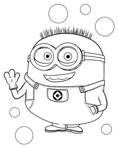 disegni da colorare minions pdf cattivissimo me jerry 232 un minion basso e paffutello