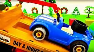Garage Qui Reprend Les Voiture : dessin anim ducatif d 39 une voiture bleu et une d panneuse youtube ~ Medecine-chirurgie-esthetiques.com Avis de Voitures