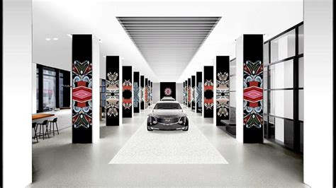 Cadillac House Brand Design  Projects  Gensler
