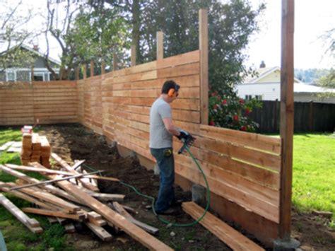 Cheap Diy Privacy Fence Ideas (