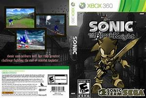 Sonic And The Black Knight Xbox 360 Box Art Cover By Luiz43