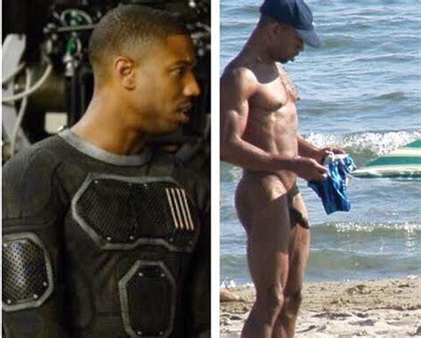 Último consumirse declarar  Michael B Jordan Nude   Free Hot Nude Porn Pic Gallery