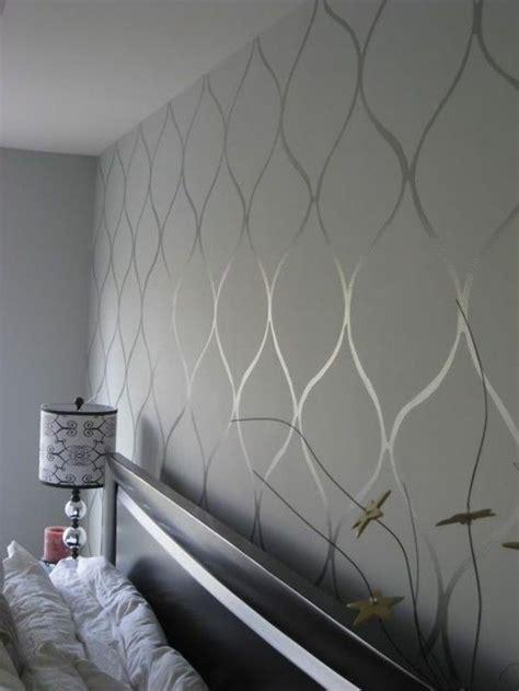 papier peint design chambre les 25 meilleures idées concernant chantemur papier peint