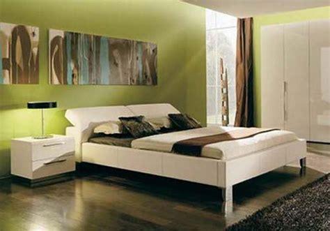 idee deco chambre a coucher idées décoration pour chambre à coucher verte idées de