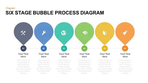 bubble diagram powerpoint template  keynote