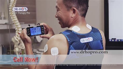 DR-HO'S® Pain Therapy System Pro - YouTube