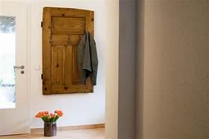 Garderobe Alte Tür : garderobe selber bauen alte t r nimmt g sten die jacke ab ~ Michelbontemps.com Haus und Dekorationen