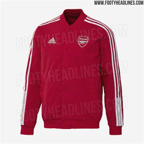 Adidas Arsenal 2021 Chinese New Year Collection Leaked ...