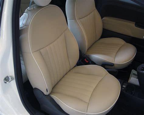 sedili fiat 500 epoca idea di immagine auto - Interni In Pelle Fiat 500
