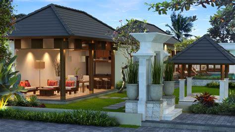 Rumah Model Villa Minimalis  Info Bisnis Properti Foto