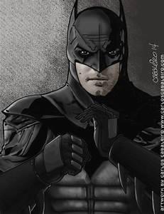 Exclusive: Our Own Ben Affleck as Batman Concept Art ...