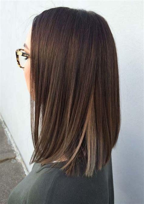 trendy shoulder length haircuts  women  typesvogue