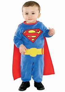 Superman Costume Infant