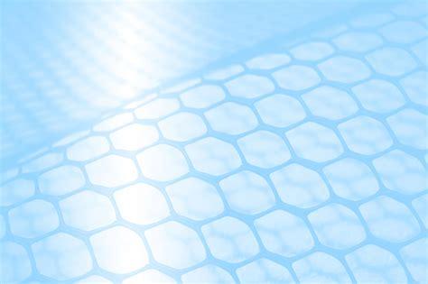 plastic fence bg blue abstract tenax