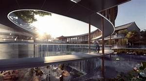 Aedas Wins Competition for Mountaintop Resort in Southern ...