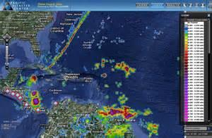 Tropical Weather Atlantic Ocean