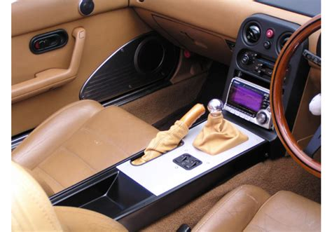 Zoom Type 1 Center Console For Mazda Miata Mx5 Na