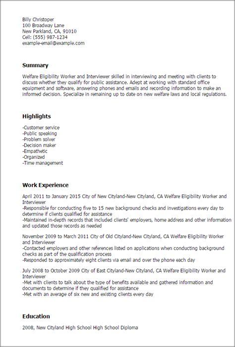 social services resume templates  impress  employer