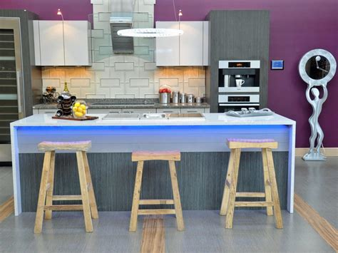 see thru kitchen blue island 23 inspirational purple interior designs you must see 9274