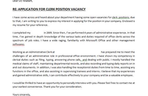 Cover Letter For Open Application by Write Vacancy Applying Cover Letter By Macoto17