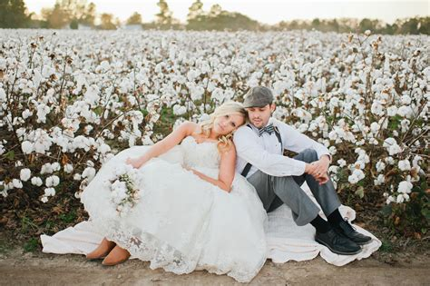 Southern Inspired Wedding Shoot