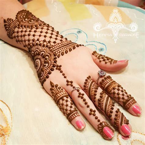 bridal mehndi  hands photo