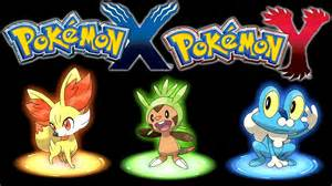 pokemon x and y starter pokemon wallpapers hd by drsketchhd on
