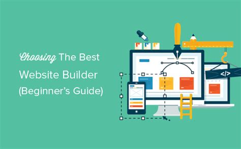 how to choose the best website builder in 2018 compared