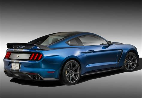 2016 Shelby Gt350r Mustang To Cost ,995, Laps The 'ring