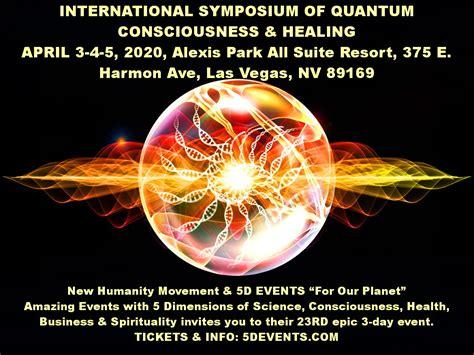 vendors international symposium quantum consciousness healing