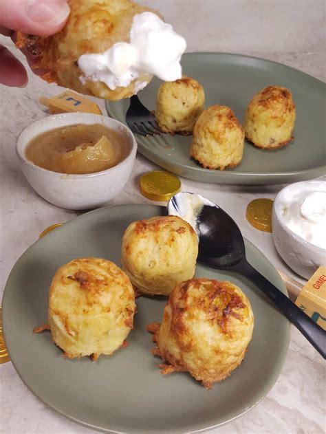 fryer air potato bites latkes recipes potatoes airfryer onions fried frying buzzfeed