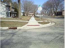 Sidewalk Program The City of Waverly