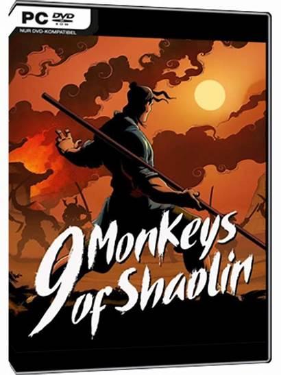Monkeys Shaolin Key Mmoga Trustload Games Ps4