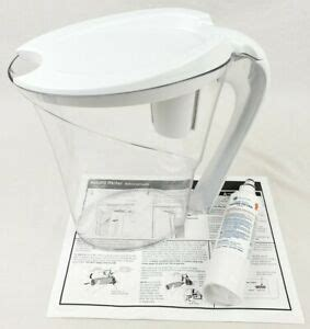 ge refrigerator auto fill pitcher assembly  water filter afpwf autofill ebay