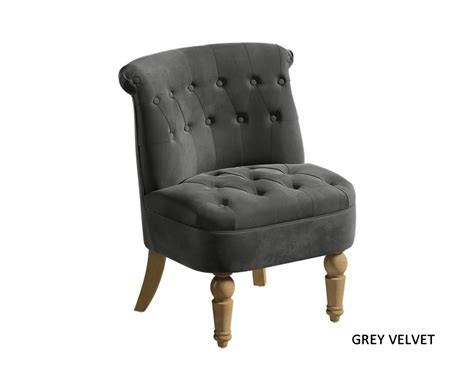 georgia upholstered bedroom chair  armchairs