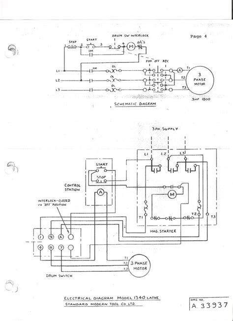 Leeson Wiring Diagram Images Frompo