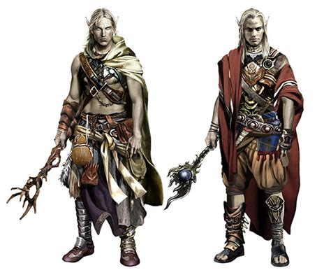 Avatar Creator Design Elf Mage Male/female On Behance