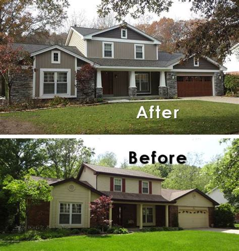 17 Best Images About {exterior Makeovers} On Pinterest