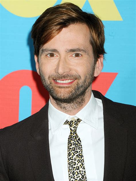 David Tennant Biography Celebrity Facts and Awards TV Guide