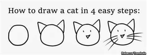 draw  cat easy step  step    draw books