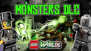 Monsters Dlc Pack Coming Soon To Lego Worlds New Switch