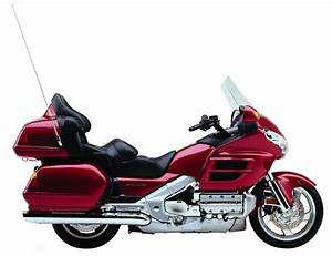 Honda Gl 1800 Goldwing 2002 - Fiche Moto
