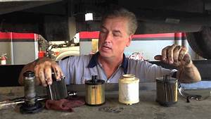 Fuel Filters On The Ford 6 0 Powerstroke  O E  Versus